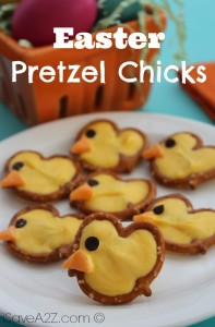 Easter-Pretzel-Chicks