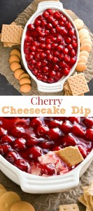 cherry-cheesecake-dip-