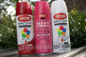 Krylon paints